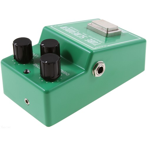IBANEZ Tube Screamer Guitar Stompbox Effect [TS808] - Guitar Stompbox Effect